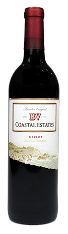 Beaulieu Vineyard Merlot Coastal Estates